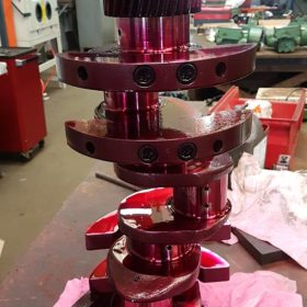 crankshaft bleeding CMO CHerbourg