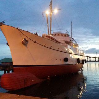 Ship repair Cherbourg CMO 4